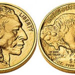 2008 Gold Buffalo Coins
