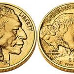 2008 Uncirculated American Gold Buffalo