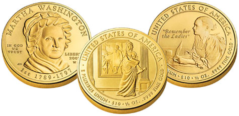 2007 First Spouse Gold
