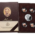 Lincoln Coin and Chronicles Set