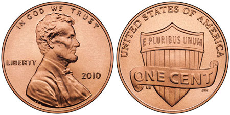 2010 Lincoln Cent