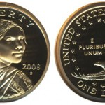 Sacagawea Dollars