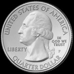 America the Beautiful Quarter Site Register