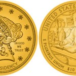 James Buchanan's Liberty First Spouse Gold Coin