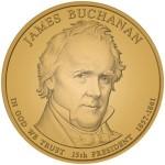 James Buchanan Presidential Dollar