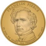 Franklin Pierce Presidential Dollar