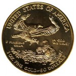 2010 American Gold Eagles