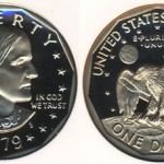 Susan B. Anthony Dollars