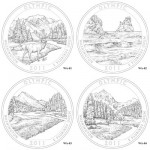 Olympic National Park Quarter