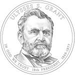 2011 Ulysses S. Grant Presidential Dollar