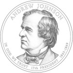 Andrew Johnson Presidential Dollar