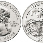 Yellowstone National Park Silver Bullion Coin