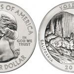 Yosemite National Park Silver Bullion Coin