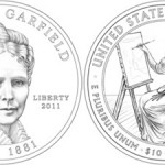 Lucretia Garfield First Spouse Gold Coin