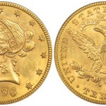 Liberty Coronet Gold Eagle