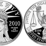 2010 Proof Platinum Eagle